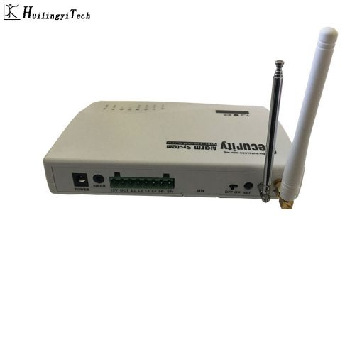 433MHz Alarm Accessories GSM Alarm System Dual Antenna Home Alarm System Security Home Signal 900/1800/1900MHz Russian English