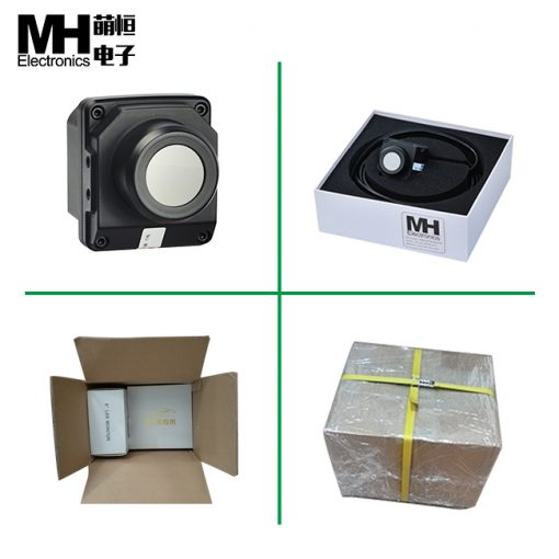 Anti fog mini front night vision infrared thermal car hidden camera
