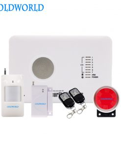 APP Smarts Alarm system Russian English spanish Polish Wireless Home security alarm GSM alarm system