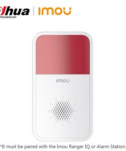 Dahua imou Smart Wireless Strobe Siren Sound Flash Light Alarm Indoor with Lithium Battery 433Mhz For Home Security Alarm System